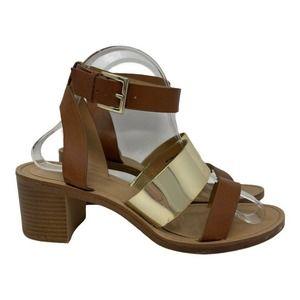 Zara Trafaluc Heels~Sz Eur 39~ Block